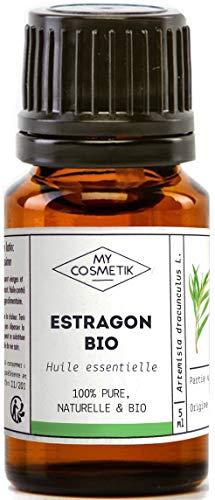 Huile essentielle d'Estragon BIO - MyCosmetik - 10 ml