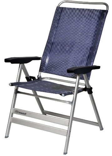 Dukdalf campingstoel Grand blauw