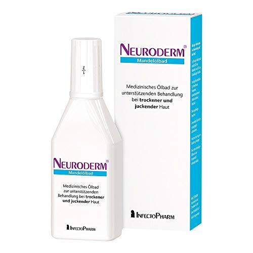 NEURODERM Mandelölbad 500 ml