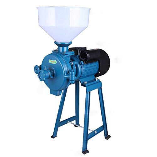 1500W 220V Kornmühle Getreidemühle Elektrisch Schrotmühle Für Getreide Haushaltsmühle Mit Leistung Elektrische Crush
