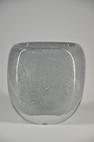 Schmale, Deko, Glas, Vase, Sommerso, Design, Murano, Kunst, Handarbeit