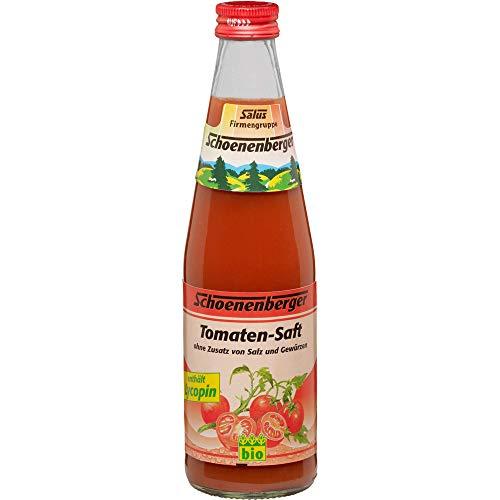 Tomates Jus Bio Schoenenberger 330ml de jus
