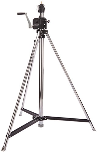 Manfrotto Stativ Wind-Up Silber 2-TLG.