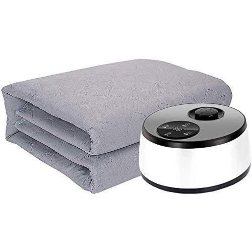 Springisso Plumbing Elektrische deken met dubbele watercircuit, non-straling van water, warm deken, enkele deken, verwarmingsdeken, kwaliteit elektrisch