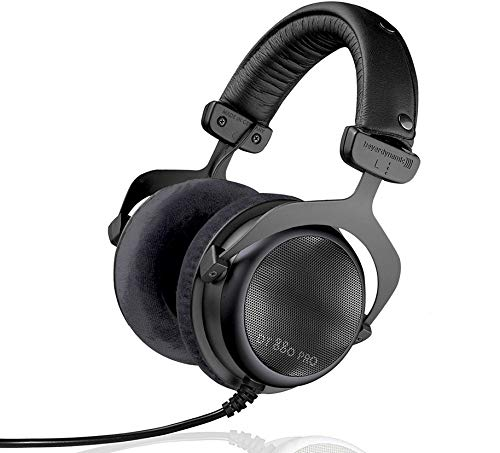 Beyerdynamic DT 880 PRO - 250 Ohm Semi-Open Studio Headphones (Limited Edition) (Renewed)