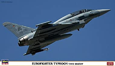 1/72 Eurofighter Typhoon Double seat type (02051) by Hasegawa