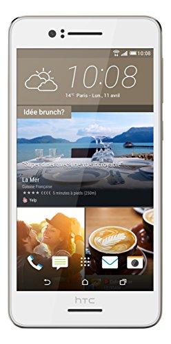 HTC Desire 728Smartphone entsperrt 4G (Display: 13,5 cm / 5,5Zoll–16GB–einfache Nano-SIM–Android)