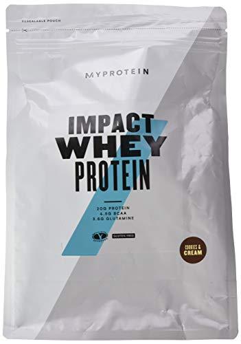 Myprotein Impact Whey Protein Cookies und Cream 1000g