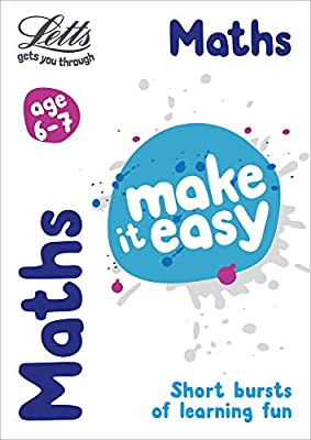 Maths Age 6-7 (Letts Make It Easy) from Letts
