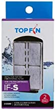 Top Fin Retreat Filter Large, IF-S (2 Count)