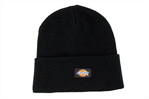 DICKIES (ディッキーズ) ワッチキャップ ニットキャップ ニット帽 BLACK