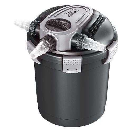 Heissner Druckfilter Twister mit integriertem UVC - schwarz
