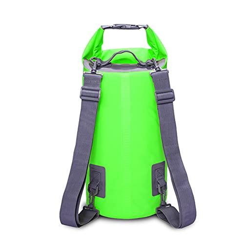 ZJJX Outdoor Flüsse - Bolsas de senderismo impermeables y ultraligeras para camping, senderismo, kayak, natación
