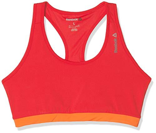 Reebok einfach SH-BH–Für Frauen, Orange, S