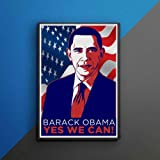 President Obama Yes We Can Poster