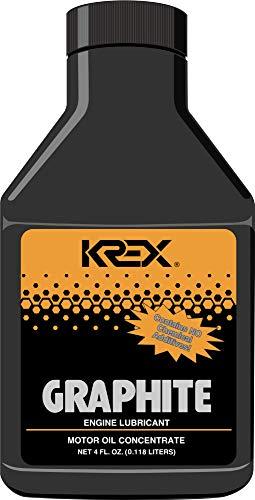 Krex Graphite Engine Lubricant 4 Fl. Oz. - 6 Bottles