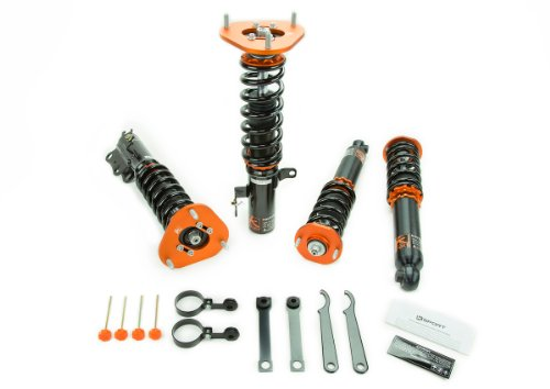 KSP-CHD400-KP| Full Coilover System | Lowers Vehicle & Increases Handling