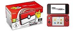 New Nintendo 2DS XL Poké Ball Edition: Amazon.fr: Jeux vidéo