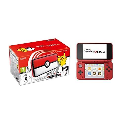 Nintendo New 2DS XL - Konsole Pokeball Edition