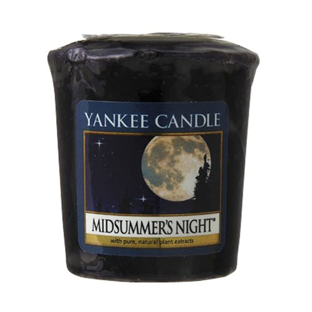 漏れなぜなら差別化するヤンキーキャンドル 正規品 YCサンプラー ミッドサマーN (YK0010511 4901435938110)