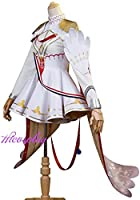和顺の动漫アズールレーン ル・マラン コスプレ衣装 アズレン ウィッグ追加可能 (カスタムメイド)