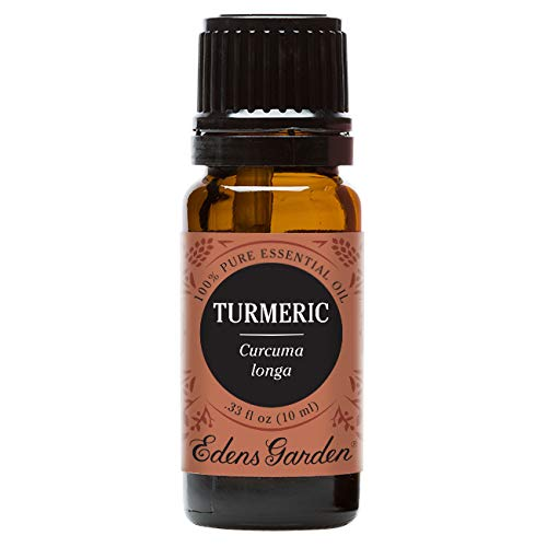 Edens Garden Turmeric Essential Oil, 100% Pure Therapeutic Grade (Highest Quality Aromatherapy Oils- Digestion & Detox), 10 ml