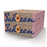 Bahlsen Deloba Red Currant Cookies (12 boxes) - Sweet & delicate, buttery puff pastries with light crispy layers and red currant filling - 3.5 oz boxes