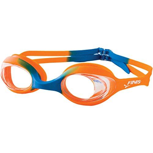 Finis Swimmies Orange Blue / Clear