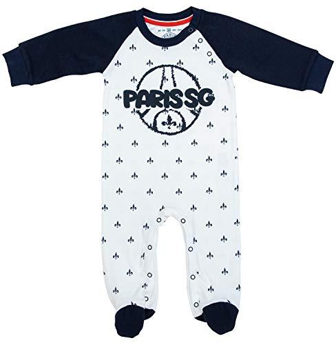 Paris Saint-Germain Baby-Strampler, offizielle Kollektion, 12 Monate
