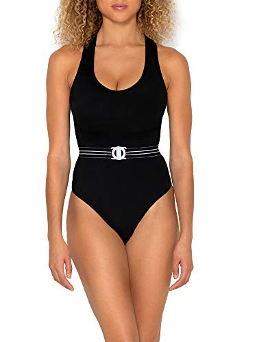 SHENGYUNPIO Women Swimwear Hot One Piece Swimsuit Deep V Bandage Bikini Backless Swimsuit Camo Beachwear Bathing Suit