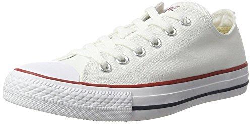 Converse Chuck Taylor Hi Daisy Athletic - Zapatillas para mujer, color Blanco, talla 36.5 EU