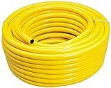 Draper 56314 - Manguera para lavadora a presión (30 m, orificio de 12 mm), color amarillo
