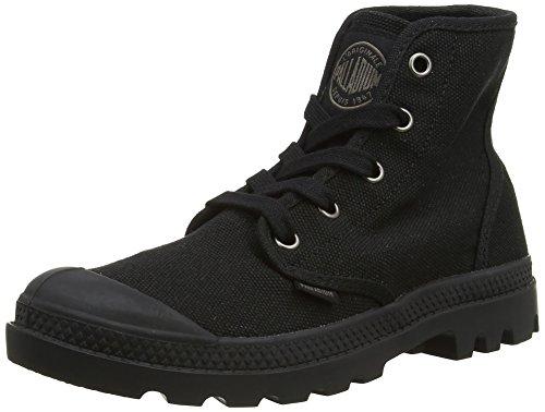 Palladium Damen PAMPA HI Desert Boots, Schwarz (BLACK/BLACK 060), 41 EU