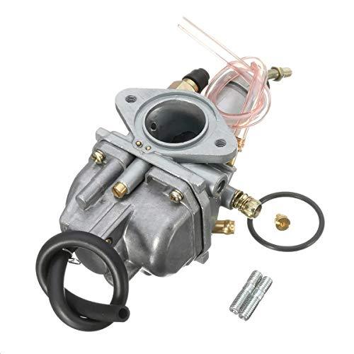 Carburador de la motocicleta en carbohidratos, car De accesorios de motos BREEZE 125 / YFA125 1989-2004 bici de la suciedad de aluminio carburador Carb Carburador kit de reconstrucción de Reacondicion