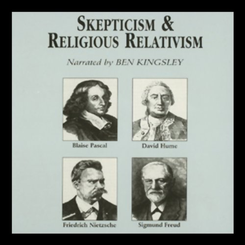 Skepticism and Religious Relativism audiobook cover art