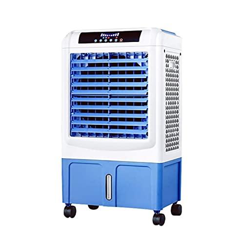 Climatizzatore Portatile Ventilatore portatile evaporativo e compatto della torre di raffreddamento, del condizionatore d'aria mobile portatile, w / telecomando silenzioso dispositivo di raffreddament