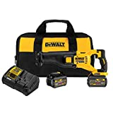 DEWALT FLEXVOLT 60V MAX Cordless Reciprocating Saw Kit, 2 Batteries (DCS388T2)