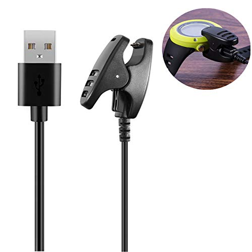 Charger for Suunto Ambit/Ambit2/Ambit2 S/Ambit 3, Power Cable for Suunto Run Sports Watch Replacement USB Charge Charging Cable Wire Cord Dock Clip Data Sync for SUUNTO 1