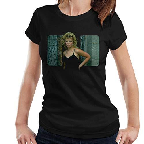 TV Times Kim Wilde 80s Pop Singer Women's T-shirt