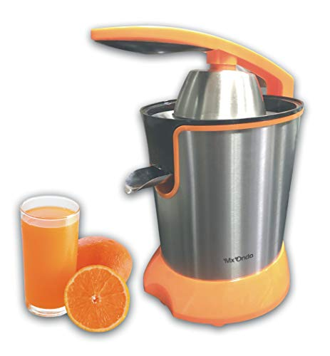 Mx Onda MX-EZ2230 Exprimidor electrico, exprimidor Naranjas con vertido Directo, zumera de Naranja electrica, exprimidora de Naranjas juicer Machine
