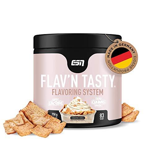 ESN Flavn Tasty, 250g Cinnamon Cereal