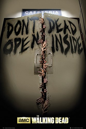 GB eye Ltd The Walking Dead Keep out Poster