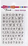 Stampendous SSC219 Small Typewriter Alphabet ( Packaging may vary...