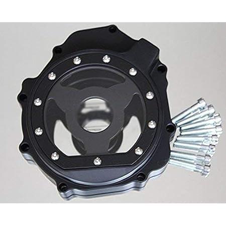 NewYall Engine Cover Stator with Gasket for Suzuki 2004 2005 GSXR600 GSXR750 2003 2004 GSXR1000