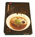 らーめん ミシュランガイド 一つ星獲得のラ-メン japanese soba Noodles 蔦(つた) 3人前(麺90g×3、ス-プ47g ×3)×2箱