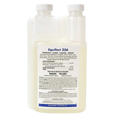 Equifect 256 – EPA-Registered Hospital-Grade Disinfectant