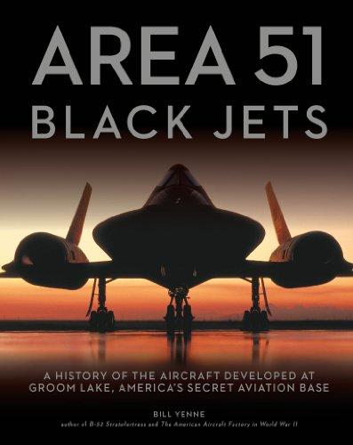 Area 51 - Black Jets (English Edition)