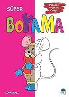 Süper Boyama - Koparmali