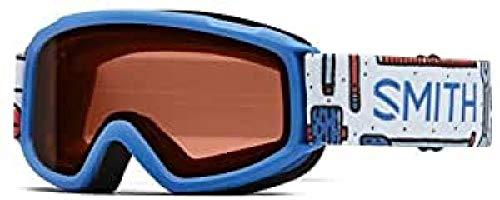 Smith Optics Niños Sidekick Gafas de esquí, Infantil, Sidekick, Rosa Kupfer/Lapis Toolbox Blau