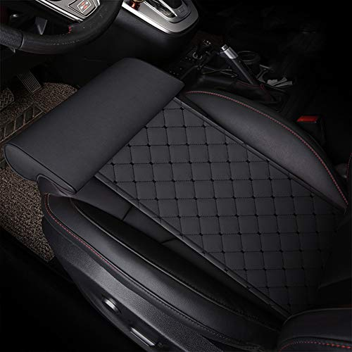 GPFDM Car Seat Thigh Support Pillow,Seat Cushion Foot Support Leg Knee Joint Memory Foam Thigh Cushion Support Car Interior Accessories,E